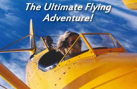 The ultimate flying adventure